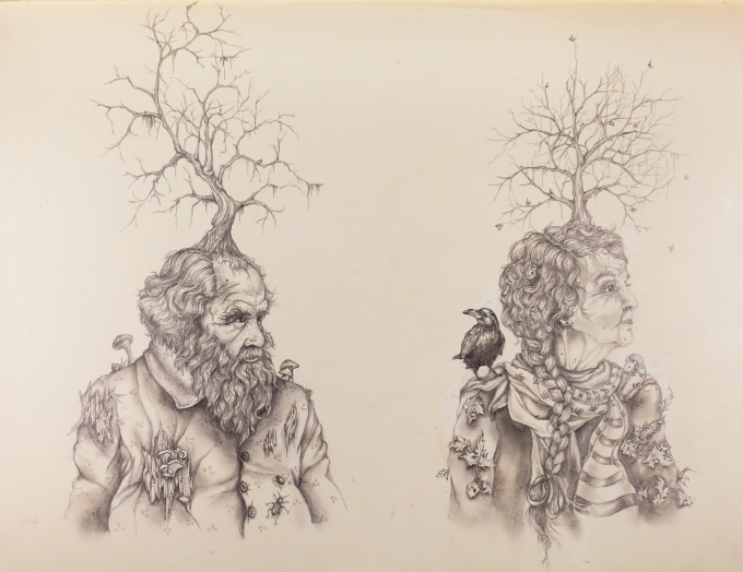Overgrown Souls